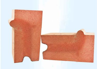 Red Fire Clay Bricks High Temperature Resistant Customized Special Shaped