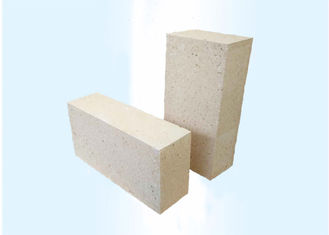 Standard SK36 SK37 80% Al2O3 High Alumina Bricks For Industrial Furnace White Color